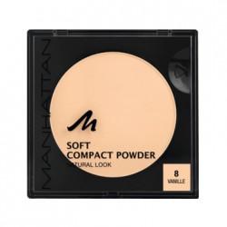 Manhattan Soft Compact Powder 8 Vanille 9g. Puder w kamieniu.