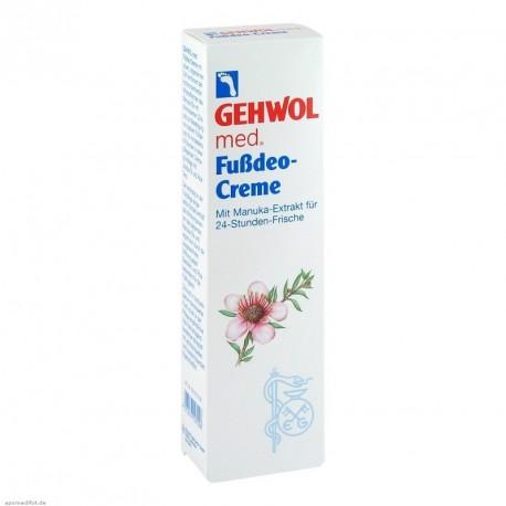 Gehwol Schrunden-Salbe maść na spękane stopy 125 ml