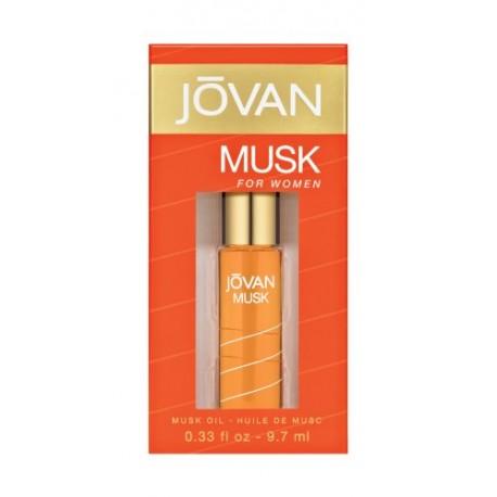 Jovan musk oil - perfumy w olejku. 9,7ml