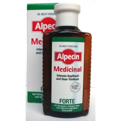 Alpecin medicinal tonik do włosów tłuste i łupież, 200ml