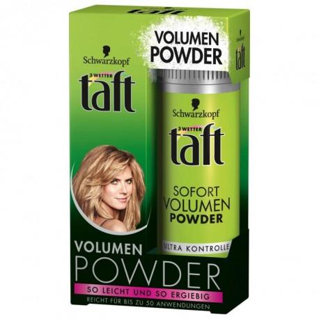 Taft puder do włosów 10g. Zielone opakowanie