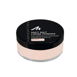 Puder Sypki Manhattan Soft Mat Loose natural 1. 20g
