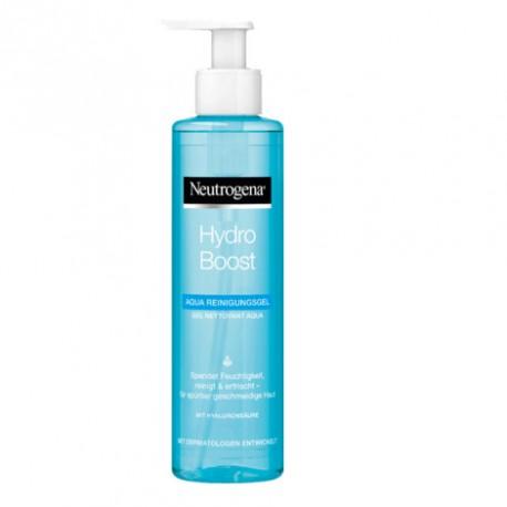 Neutrogena hydro boost aqua żel myjący twarz 200ml