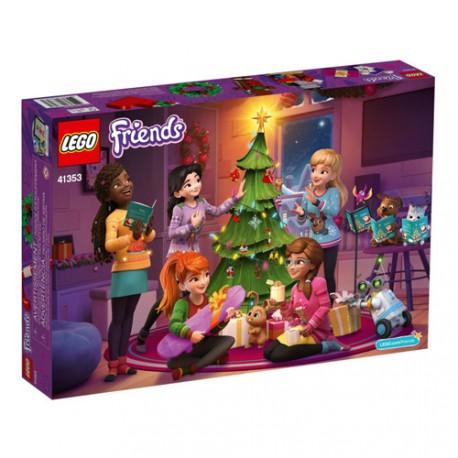 Lego friends kalendarz adwentowy 41353.