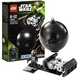Klocki lego Star Wars 75008 TIE Bomber i Pole Asteroid Unikat