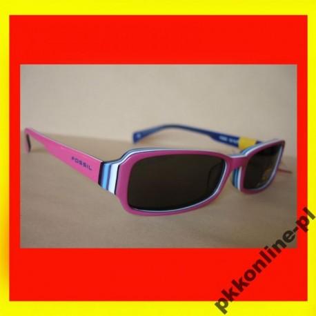 Damskie okulary przeciwsłoneczne Fossil. Nowe !