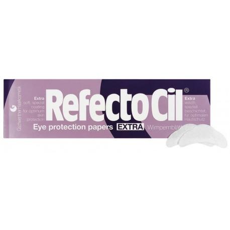 Płatki ochronne do henny RefectoCil 80 płatków