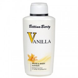 Bettina Barty balsam do ciała. Hand & Body Lotion, wanilia. 500ml