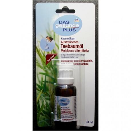 Teebaumol - olejek z drzewa herbacianego 100% 30ml