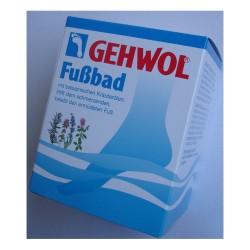 GEHWOL kąpiel dla stóp - sól ziołowa z lawendą