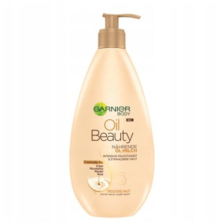 Garnier Body Oil Beauty. Mleczko do ciała. 400ml