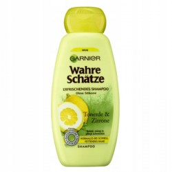 Garnier Wahre Schatze szampon cytryna z DE. 250ml