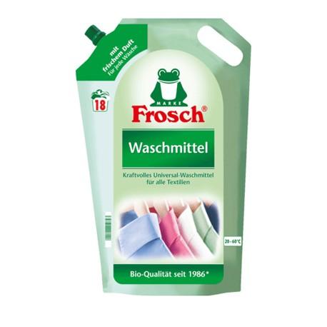 Frosch żel, płyn do prania kolor 1,8L. DE